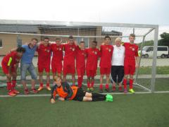 Unifikovaný futbal v Maďarsku