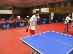 Stolný tenis v Bratislave