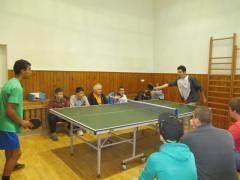 Celoškolský turnaj v stolnom tenise