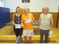 4. ročník turnaja v stolnom tenise zamestnancov SŠI