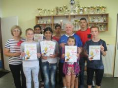 Najúspešnejšia škola na športových hrách v Žiline