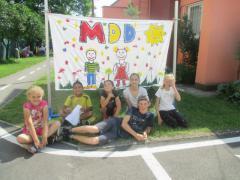 MDD v našej škole