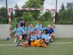 Unifikovaný futbal dievčat